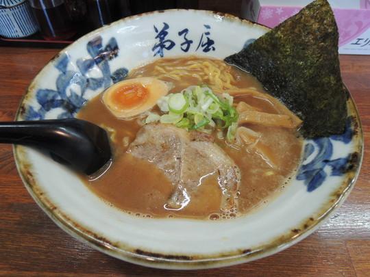 魚介しぼり醤油(800円)