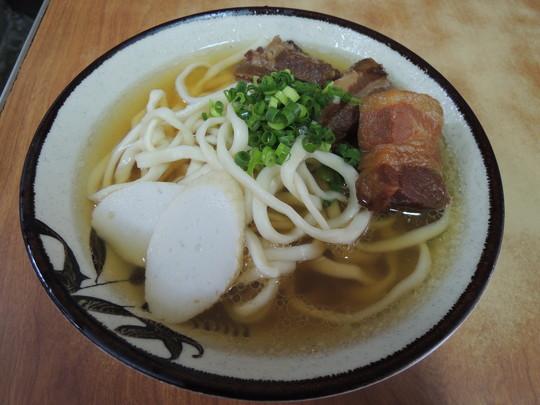 そば大(650円)