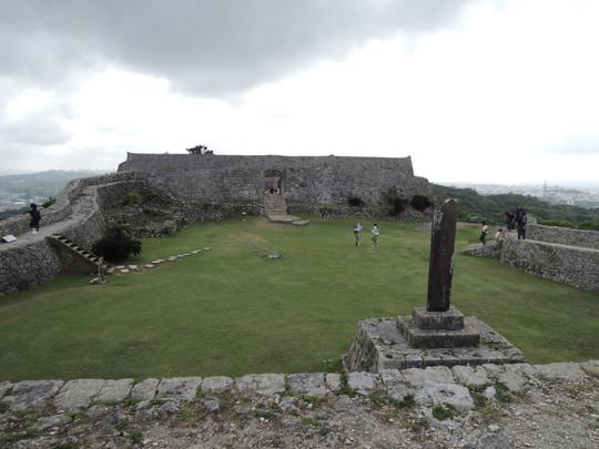 中城城跡(二の廓)