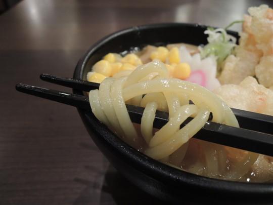 札幌濃厚みそラーメンの麺