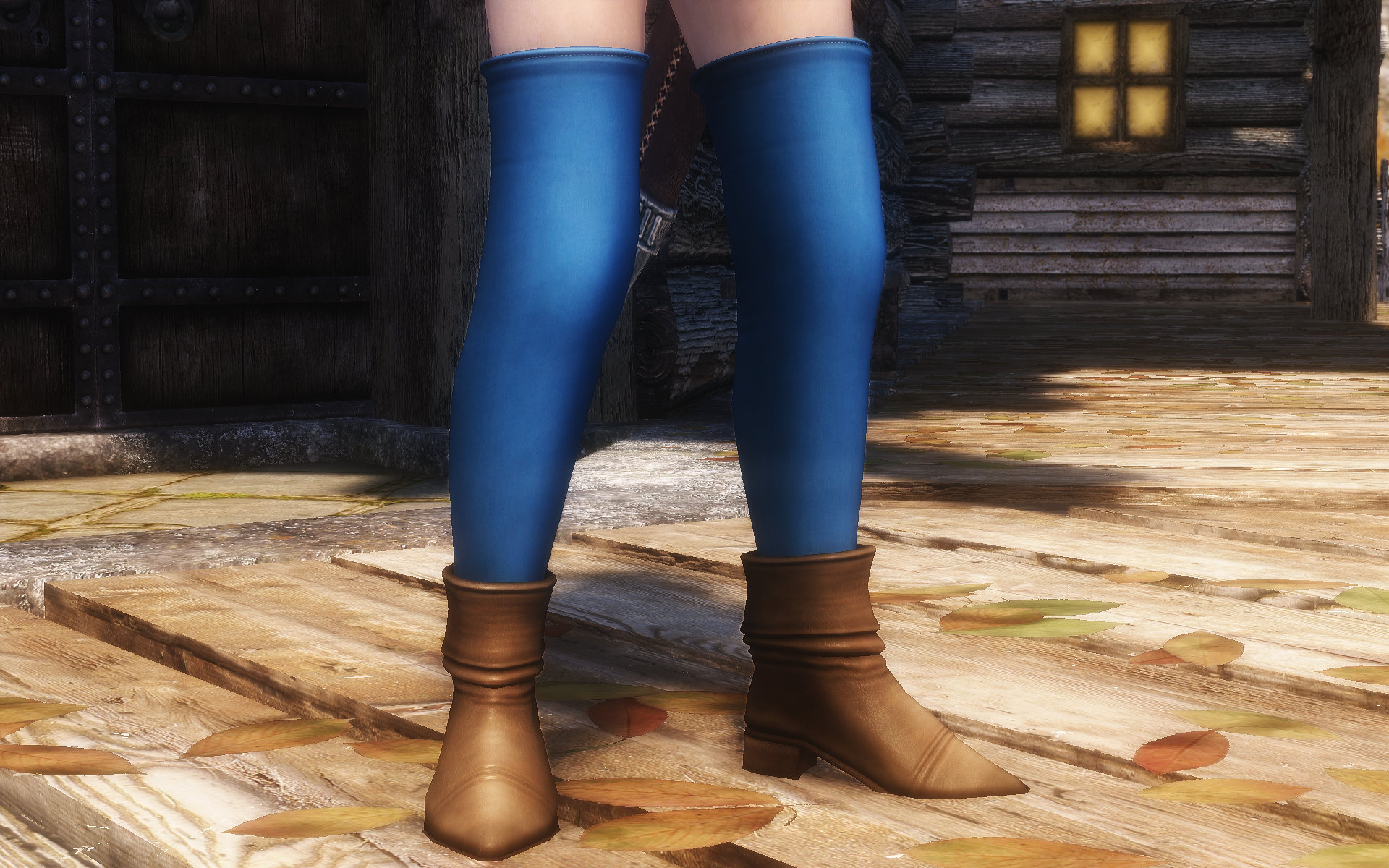 Dragon Quest Blue Warrior Armor (DQ Anime Daisy Armor)