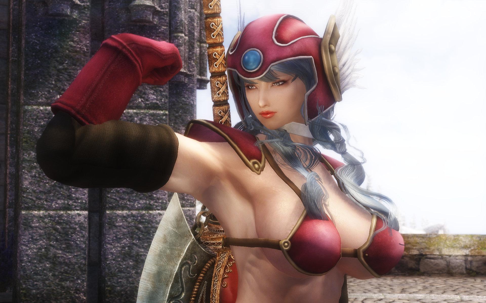 Dragon Quest 3 Female Warrior