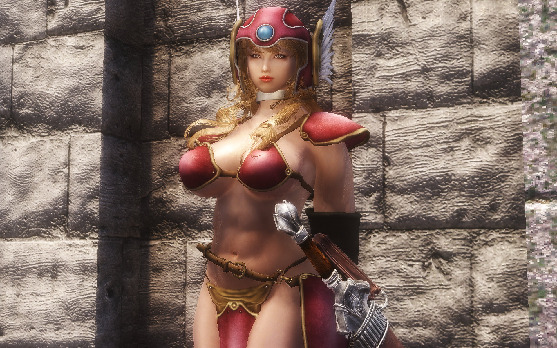 Dragon Quest 3 Female Warrior