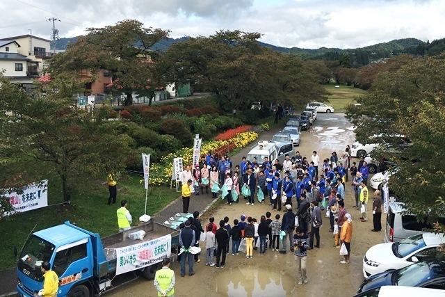 飛騨地協 高山地区環境クリーンキャンペーン開催