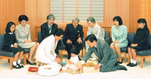 2003年皇室写真