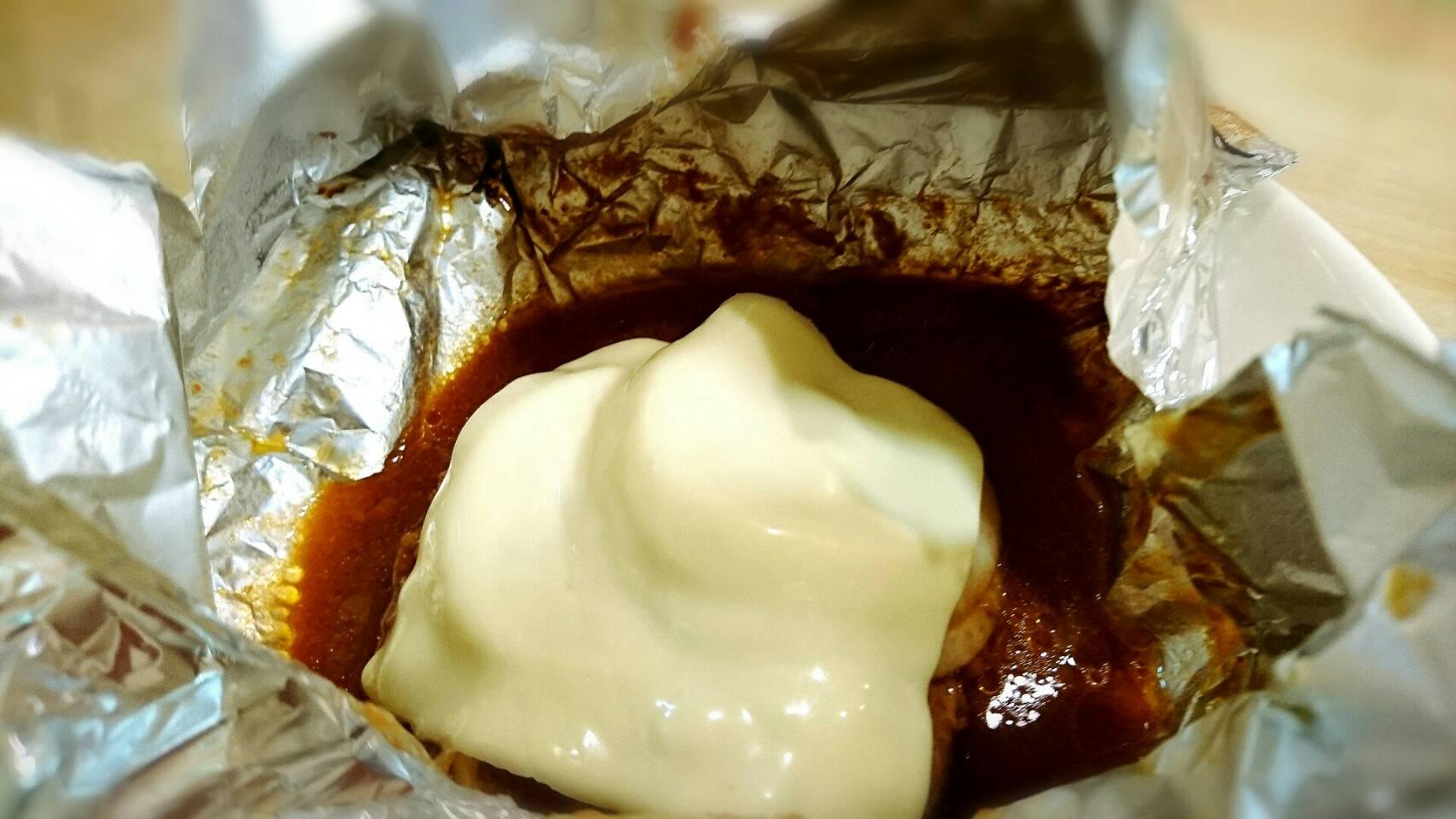 冷凍保存しておいたカチコチのハンバーグを解凍することなく一瞬で本格的な包み焼きハンバーグに変身させる方法