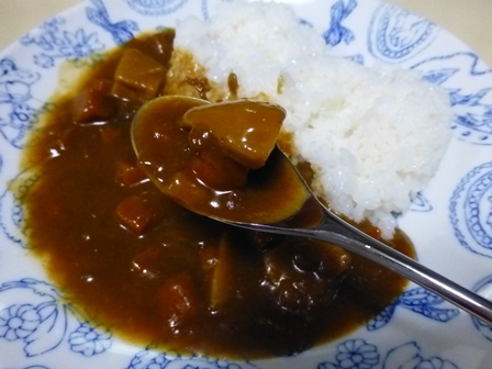 100kcal北海道野菜のビーフカレー5