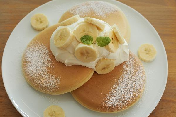 バナナパンケーキ2