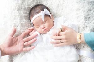 赤ちゃん 写真撮影