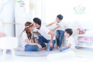家族写真 北九州市