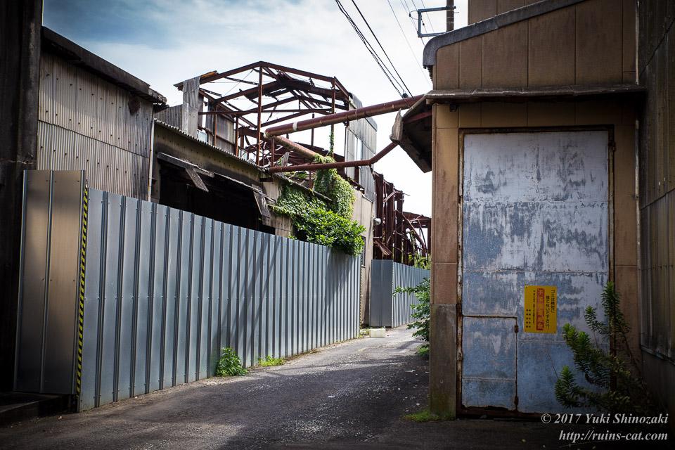 エビス水産_冷凍工場(左)と冷凍倉庫(右)