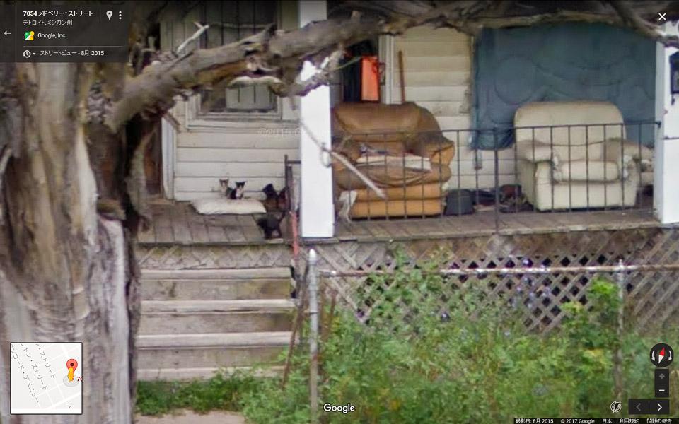 猫屋敷 ストリートビュー01