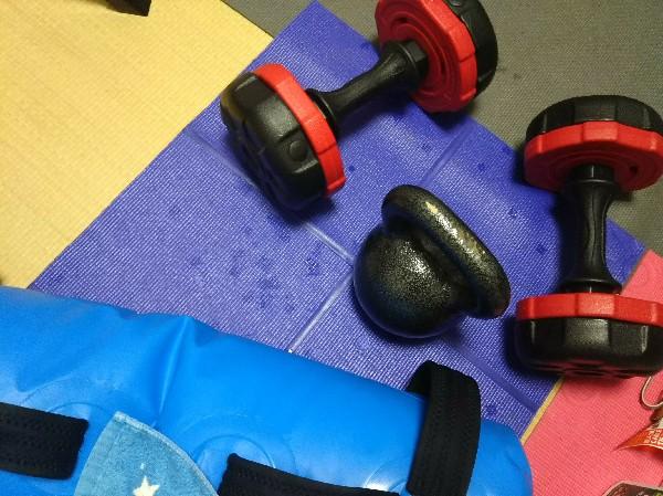 有酸素運動だけでは筋肉が落ちていく実感がある