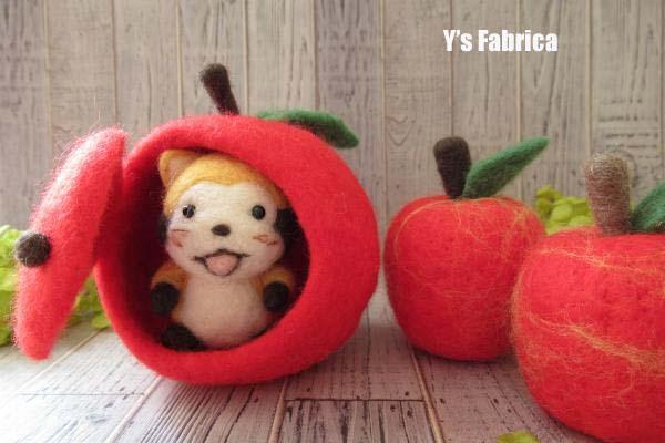 りんごのおうち♪
