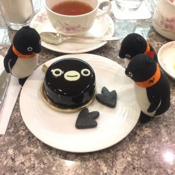 20171014-Suica のペンギンケーキ (10)