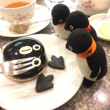 20171014-Suica のペンギンケーキ (13)