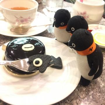 20171014-Suica のペンギンケーキ (14)