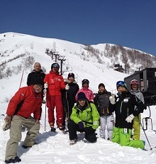 川越市スキー連盟