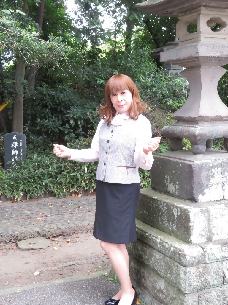OLベストタイトスカート(2)
