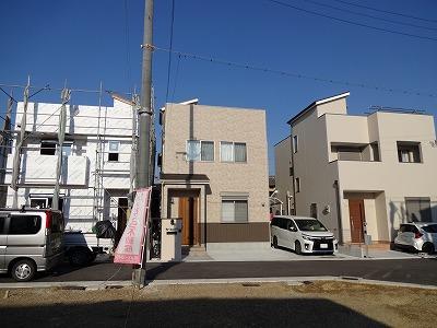 岸和田の屋上の家01