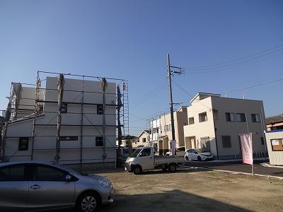岸和田の屋上の家02