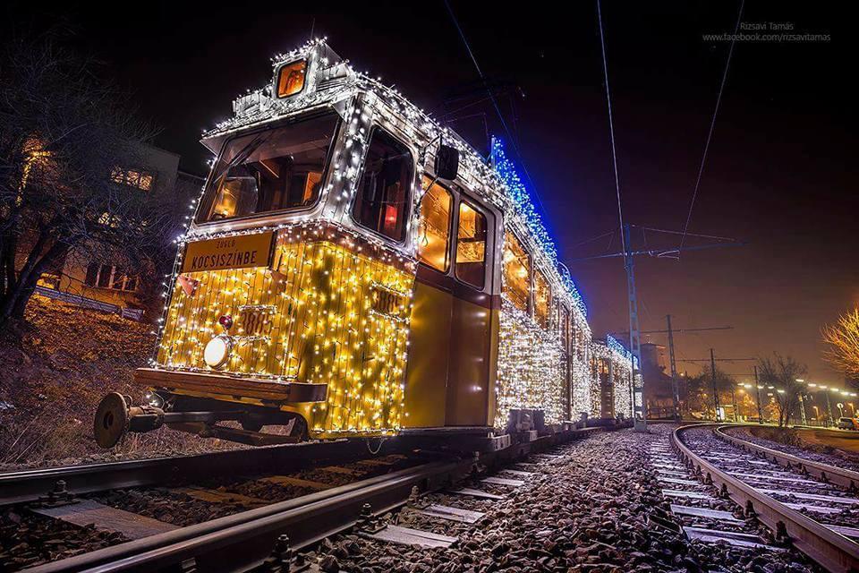 キラキラ電車
