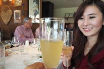 H29110321昼下がり秋のワイン会