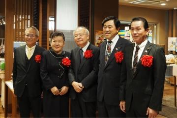 H29111817日本台湾商会連合総会理監事会