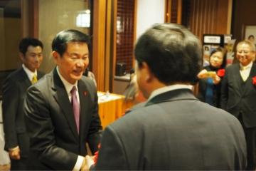 H29111818日本台湾商会連合総会理監事会