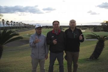 H29111912日台親善ゴルフコンペ
