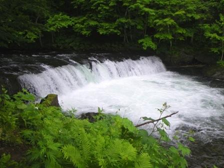 さくらの滝全景