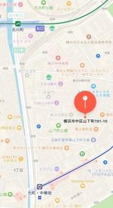 北京烤鴨店地図