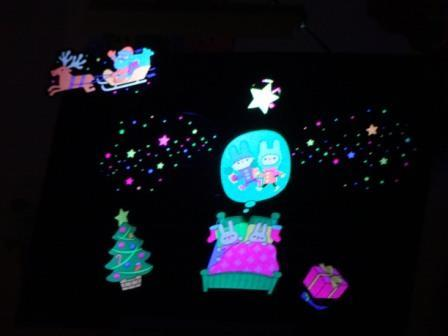 クリスマスブラックシアター