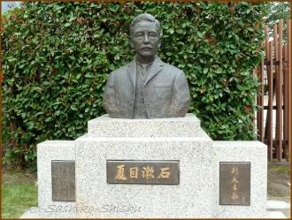 20171005  公園  2   漱石山房記念館