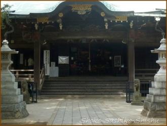 20171008 鬼子母神  3   夏秋の散歩