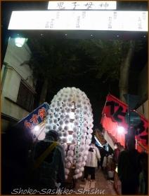 20171020  参道  3   御会式