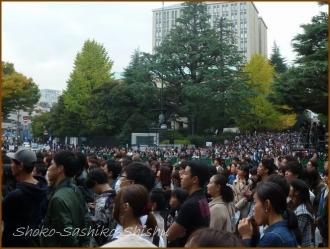 20171109  ステージ  11   早稲田祭
