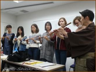 20171211  学生  5    篠笛