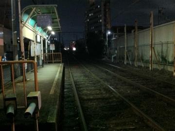 標準軌の路面電車