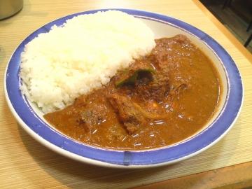 美味しいエチオピアのビーフカレー辛さ20倍