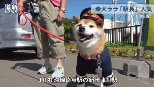 新十津川駅 ララ003