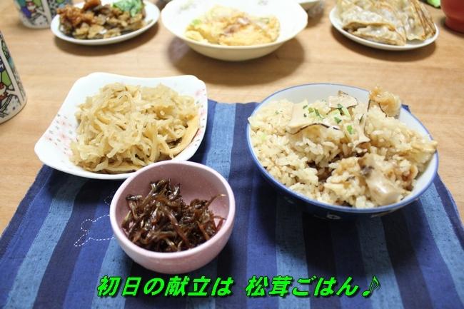 松茸カレンダー 028