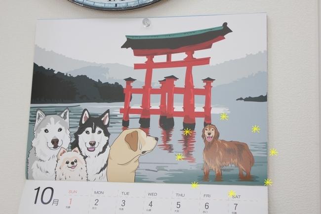 松茸カレンダー 034