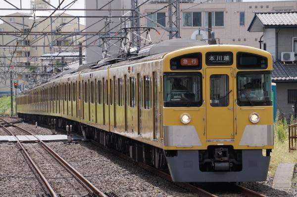 2017-09-29 西武2059F_2457F 急行本川越行き 2635レ
