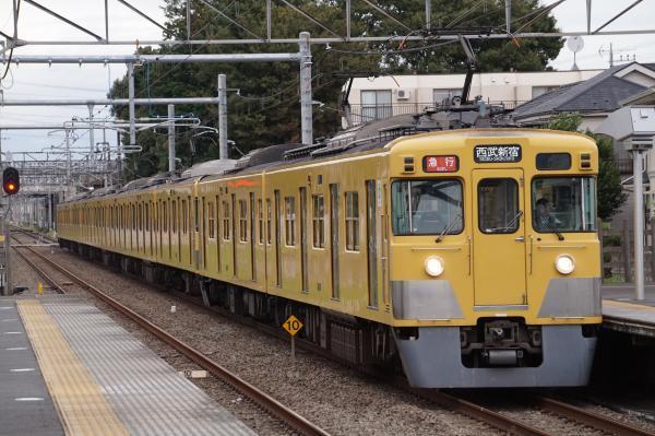 2017-09-29 西武2417F or 2419F_2081F 急行西武新宿行き 2664レ