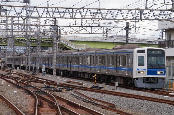 2017-09-29 西武6114F 回送