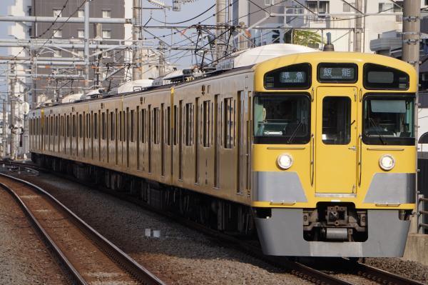 2017-09-30 西武2085F 準急飯能行き 4141レ