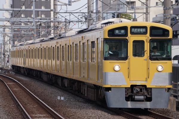 2017-09-30 西武2503F_2513F 各停西武球場前行き 5719レ