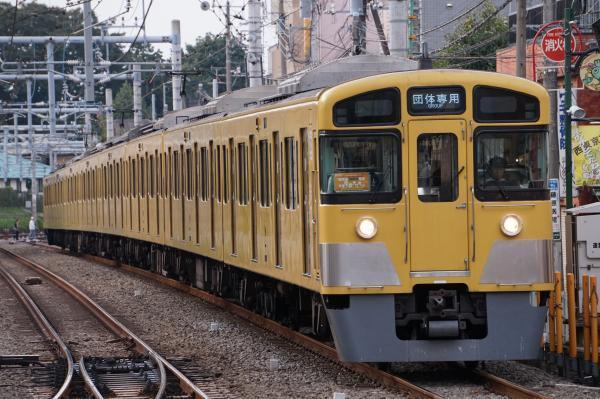 2017-10-01 西武2083F 同窓会電車3