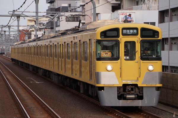 2017-10-01 西武2083F 同窓会電車4